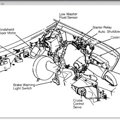 2000 Chrysler 300m Engine Diagram 6 Pin Adapter Concorde Cooling System