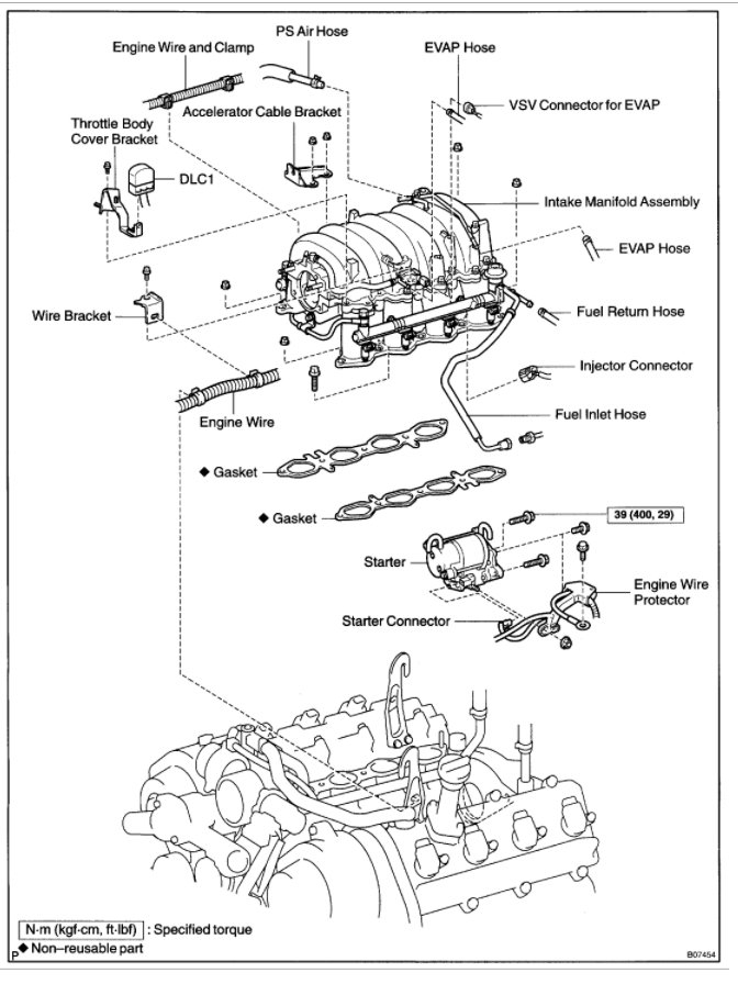 Toyota Tundra Engine Diagram • Wiring Diagram For Free