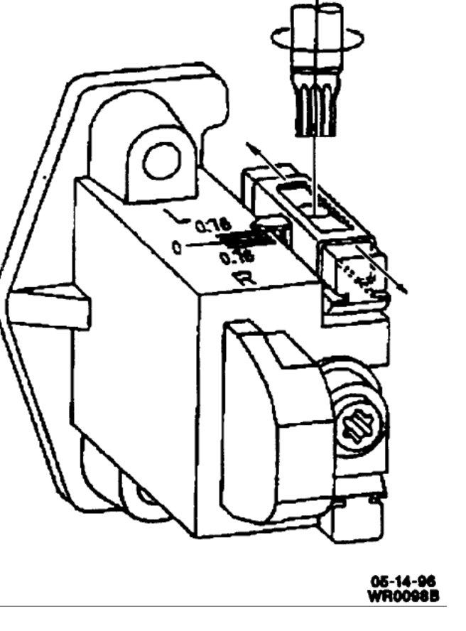 Adjusting Headlights: Electrical Problem How Do I Adjust
