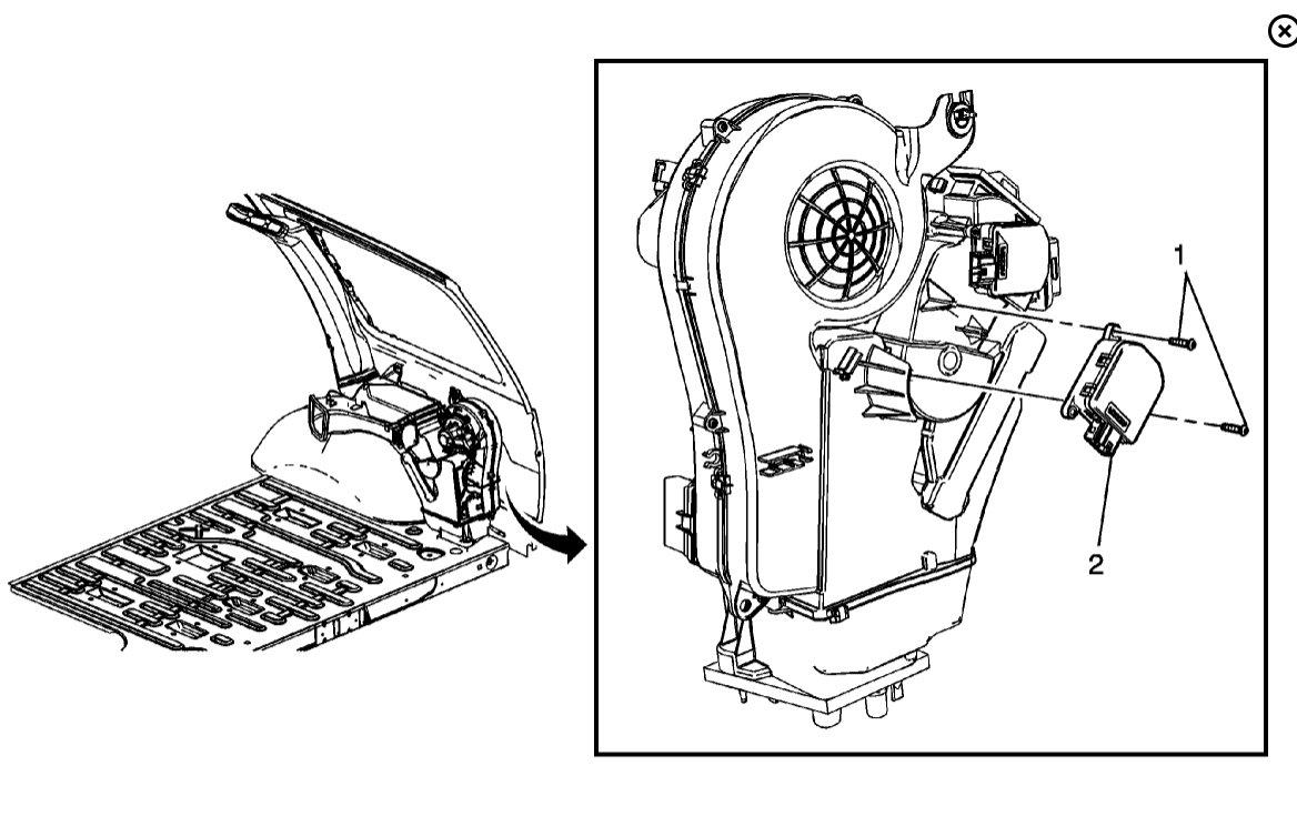 Rear AC Blows Hot Air: Hi, I Have a 2007 GMC Yukon & Teh