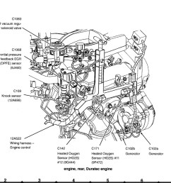 knock sensor is the right side wiring harness the one that comes 2003 knock sensor wiring diagram [ 1146 x 926 Pixel ]