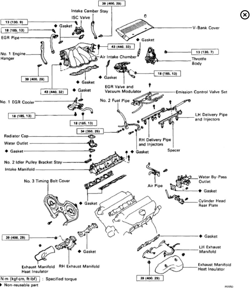Is300 Spark Plug Wire Diagram : 29 Wiring Diagram Images
