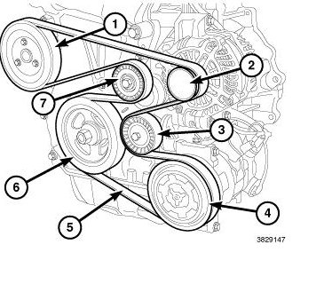 2012 Dodge Caliber Engine Diagram 2010 Dodge Charger