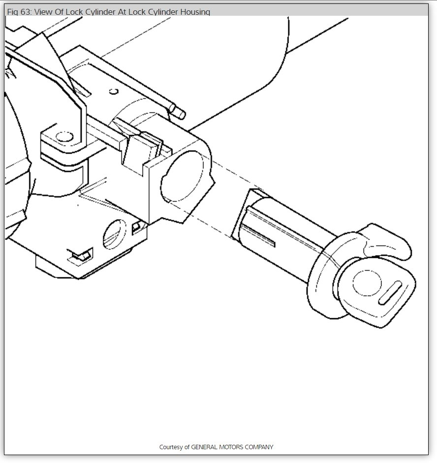Ignition Switch Stuck: How Do I Replace the Ignition Lock