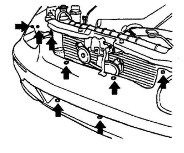 How Do I Install a Front Bumper?