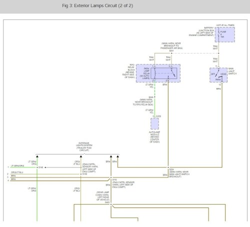small resolution of ford f750 wiring schematic park light
