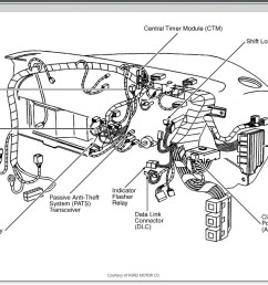 turn signals u0026 emergency flasher not working electrical problem 6ford expedition turn signal diagram  [ 1274 x 892 Pixel ]
