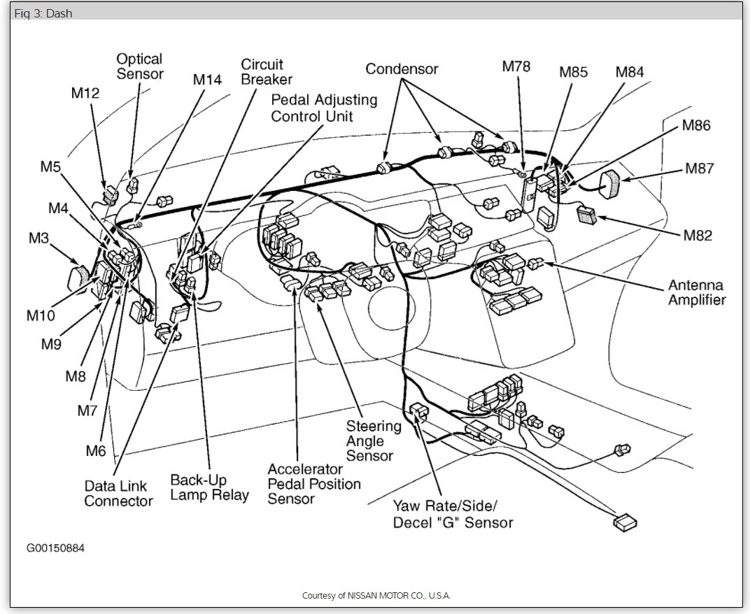 Service manual [2003 Nissan Murano Remove Hvac Controls