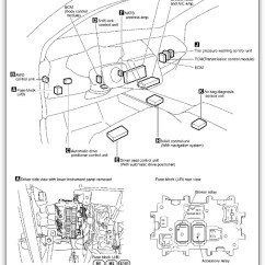 Nissan Murano Wiring Diagram Throat Front View Ac Free For You Where Is The A C Control Relay Located Rh 2carpros Com 2007