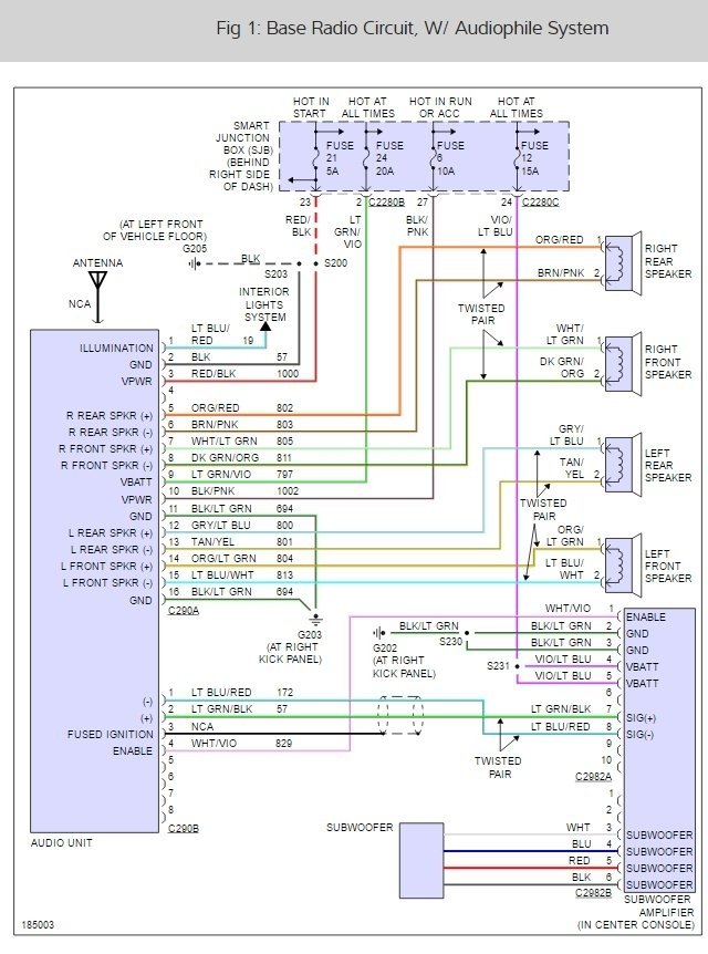 Wiring Diagram For Stereo I M Installing A New Stereo In
