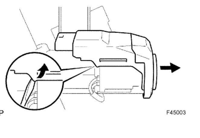Ignition Wont Turn: 2002 Toyota Sienna Ignition Key Won't