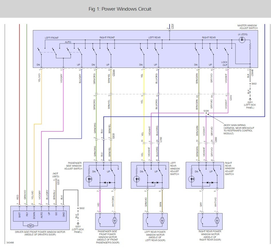 2010 Ford Edge Wiring Harness Diagram - Wiring Diagram SchemesWiring Diagram Schemes - Mein-Raetien