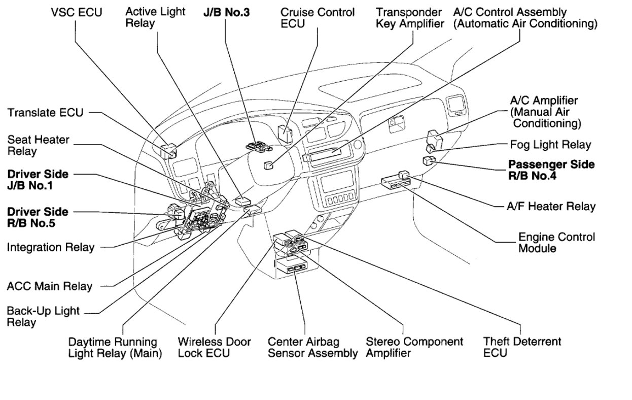 [DIAGRAM] Xentec Wiring Diagram Tacoma