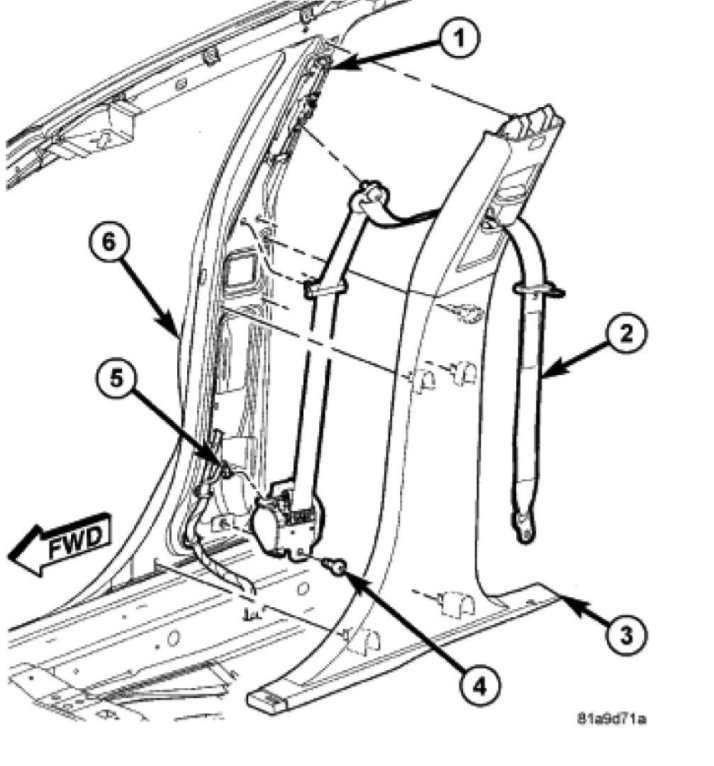 [DIAGRAM] 1999 Sebring Convertible Belt Diagram FULL
