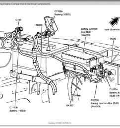radio fuse and fuse box location please 2003 ford taurus se fuse box diagram 2003 ford taurus fuse box location [ 1056 x 894 Pixel ]