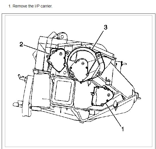 Driver Side Actuator Location: Hi, My Vehicle Is Having