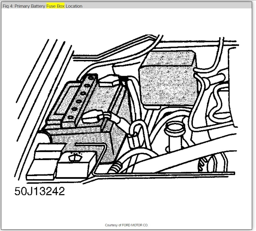 hight resolution of 05 lincoln navigator fuse box location