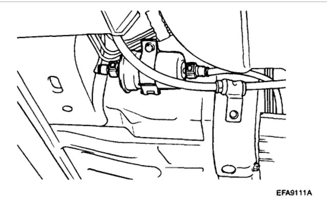 Fuel Filter Replacement and the Location: Where Is the