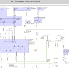 Brake Wiring Diagram How To Write A Plot Lights Not Working Electrical Problem 6 Cyl Four Wheel Thumb