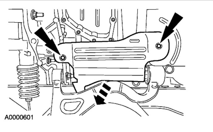 Air Conditioning Charge Port: Air Conditioning Problem V8