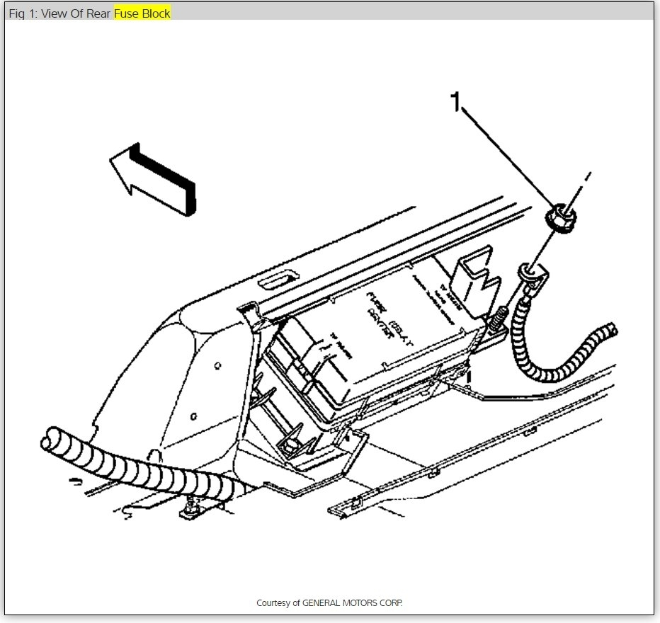 [DIAGRAM] Electrical Wiring Diagram 2002 Lesabre Trunk