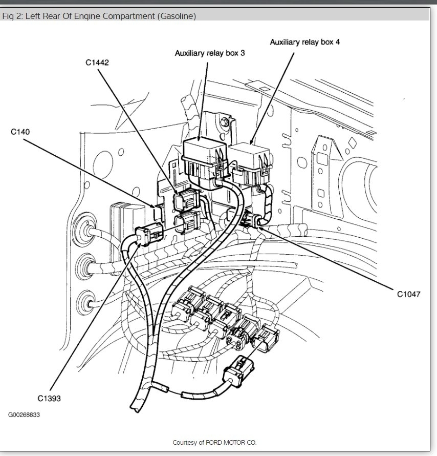 99 f250 headlight wiring diagram briggs and stratton v twin headlights not working please help will come on thumb