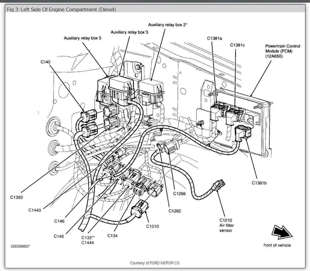 [DIAGRAM] 2001 Ford F350 Headlight Wiring Diagrams FULL