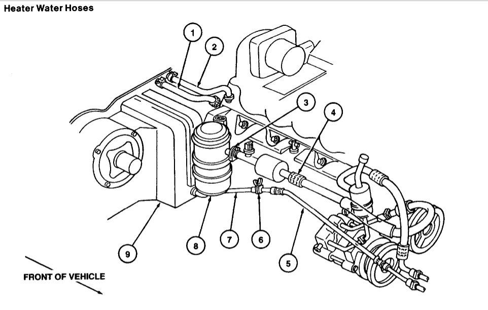 2003 lincoln town car original wiring diagrams