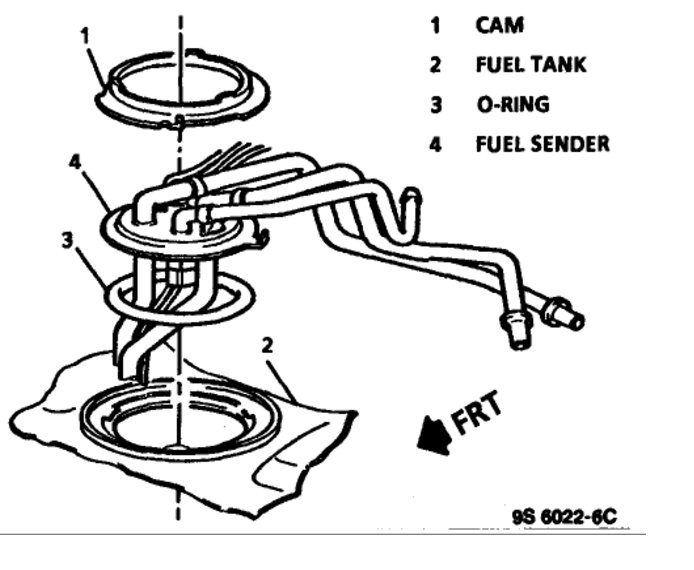 Fuel Pump Location: Where Is the Fuel Pump Located and How
