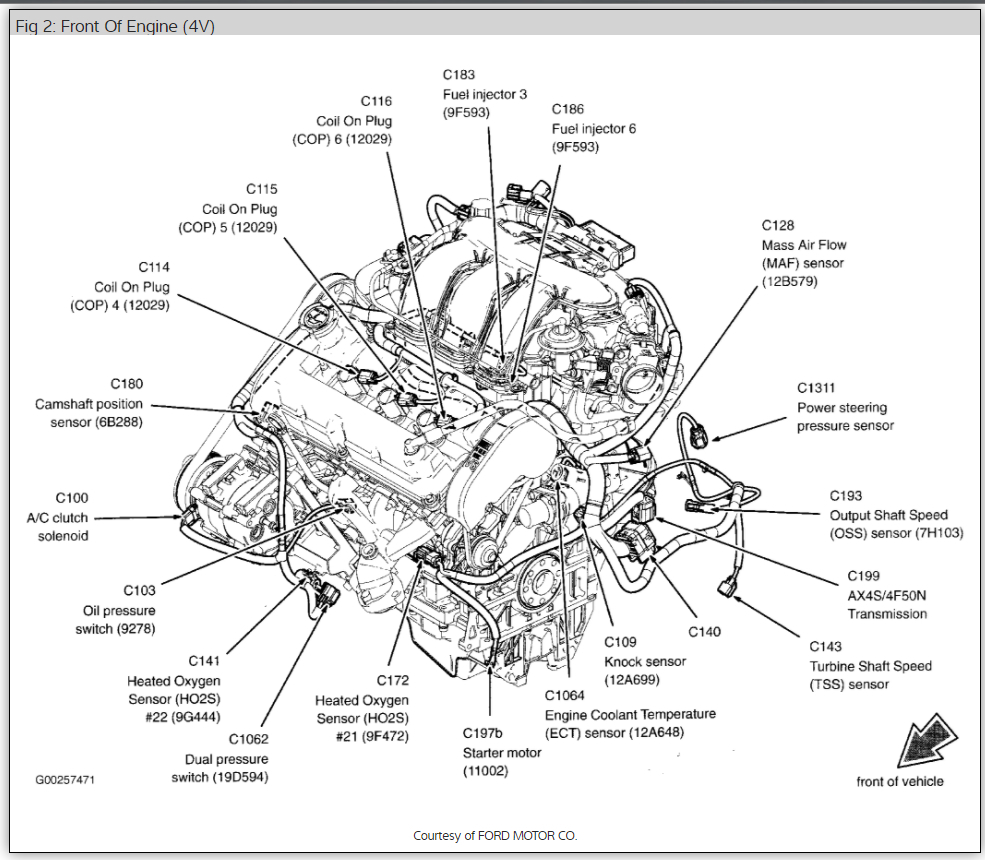 Sputtering or Missing: Engine Performance Problem 6 Cyl