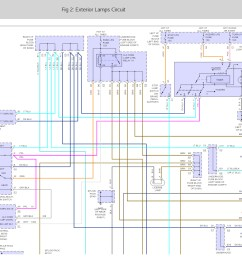 f750 wiring diagram for turn signal flasher location electrical problem 6 cyl [ 940 x 841 Pixel ]