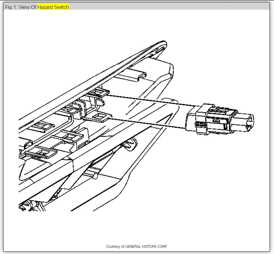 chevy turn signal relay wiring diagram