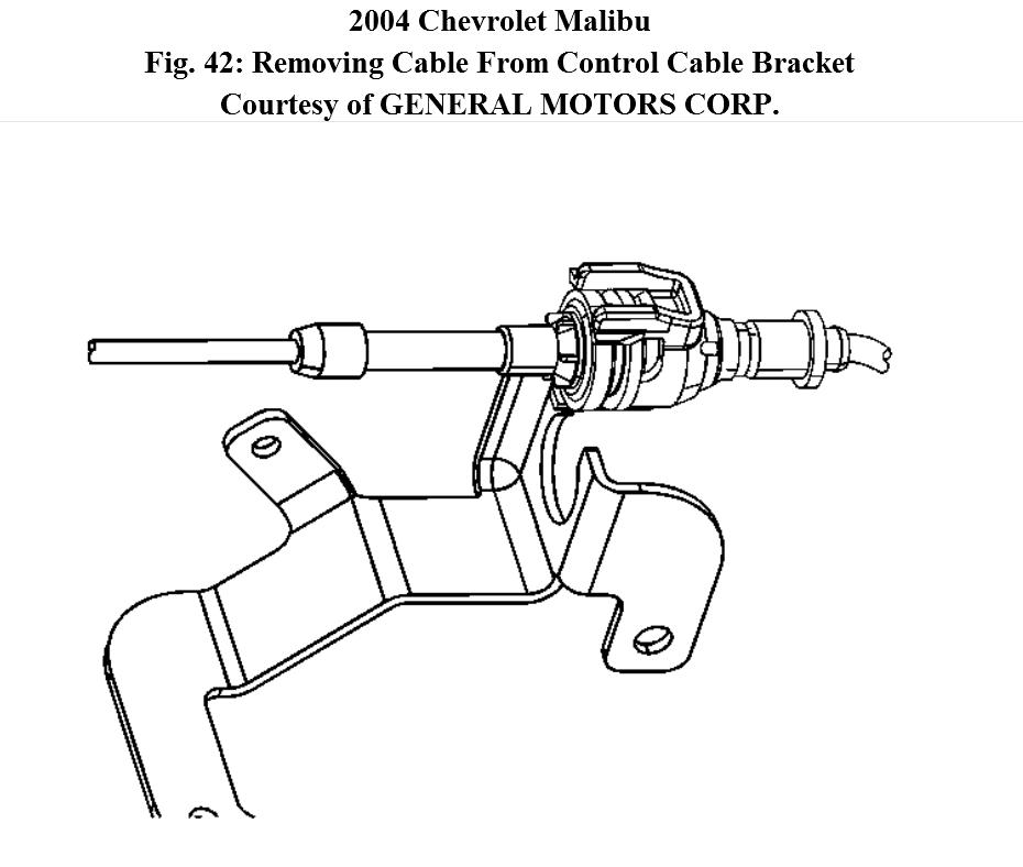 Service manual [How Do I Unhook Transmission Shift Cable