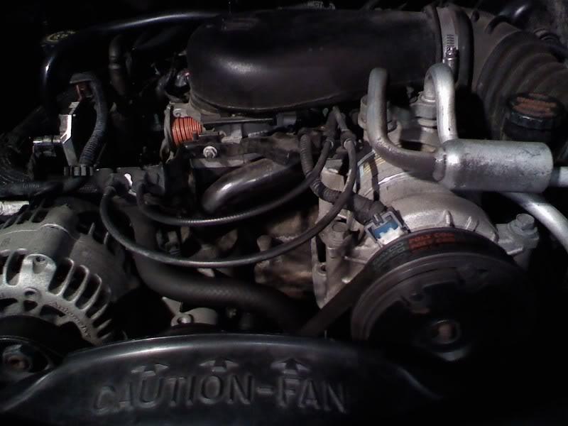 Chevy S10 2 Engine Diagram