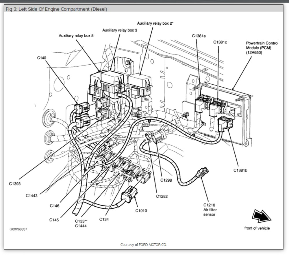 medium resolution of 2005 ford f 150 fuel system diagram wiring diagram list 2005 ford f 150 fuel system