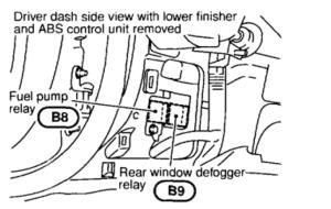 1997 Infiniti J30 Fuse Box Diagram Infiniti Wiring