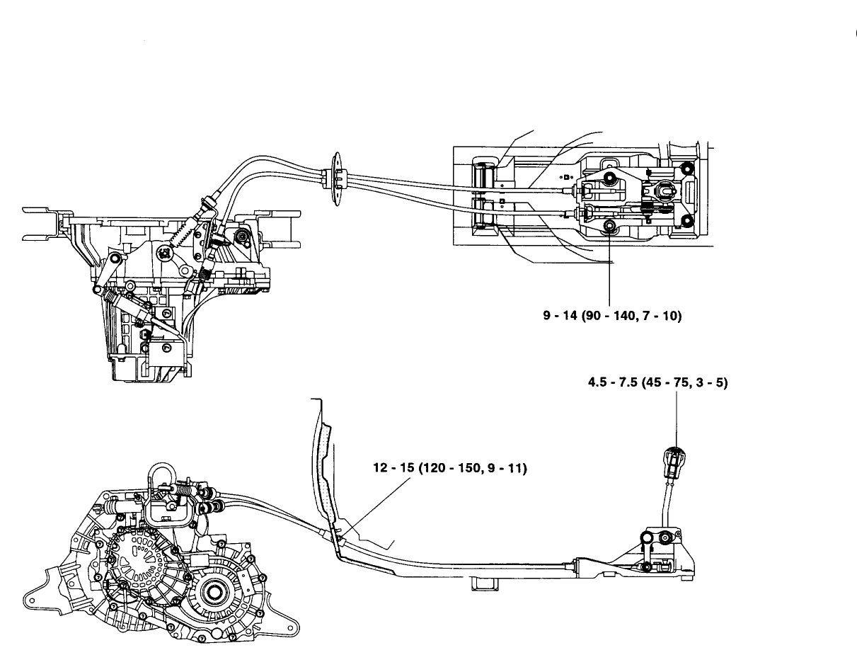 Shifter Cable Replacement: Okay, I Have a Six Speed Manual