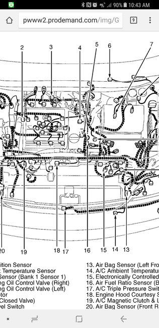 lexus 02 sensor location diagram 2004 jeep grand cherokee power window wiring oxygen got code p1150 autozone computer relayed thumb