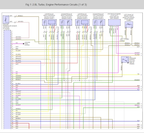 small resolution of no injector pulse what can it be 2001 volvo injector wiring diagram