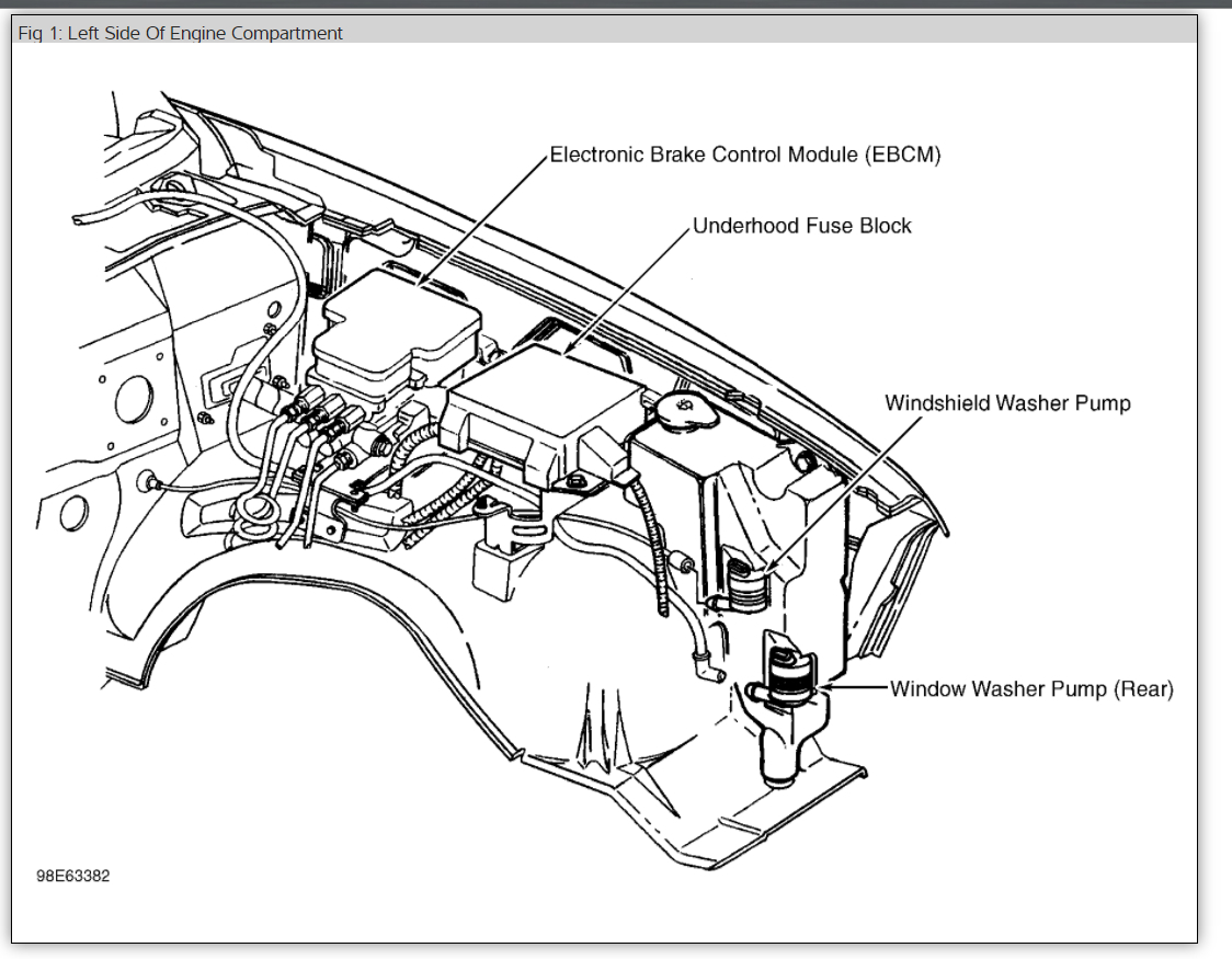 [DIAGRAM] 97 Tahoe Fuel Pump Fuse Location FULL Version HD