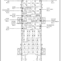 Automotive Electric Fan Relay Wiring Diagram Teardrop Trailer Jeep Cherokee Radiator Control Engine Cooling Problem 6 Cyl Two Wheeljeep 16