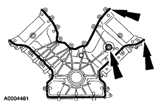 Timing Cover Removal: I Cannot Get the Timing Chain Cover