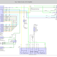 2001 Chevy Malibu Ls Stereo Wiring Diagram For Amp And Sub 2004 Clic Radio Charging System ~ Odicis