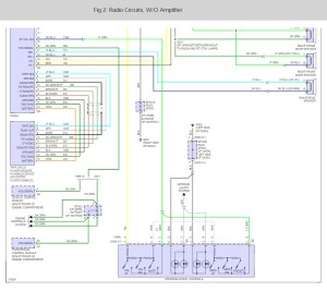 Stereo Wiring Diagram Colors for Wires: Electrical Problem Hi I