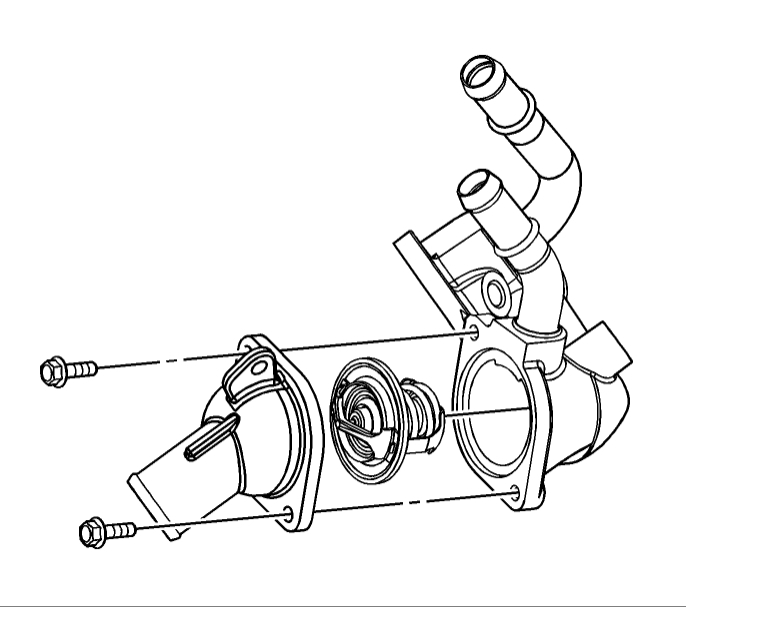 Coolant Temperature Sensor: Engine Cooling Problem 4 Cyl