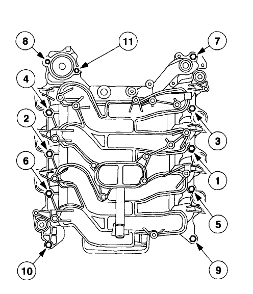 Intake Manifold Torque Specs: Hi, I Am Replacing My Intake