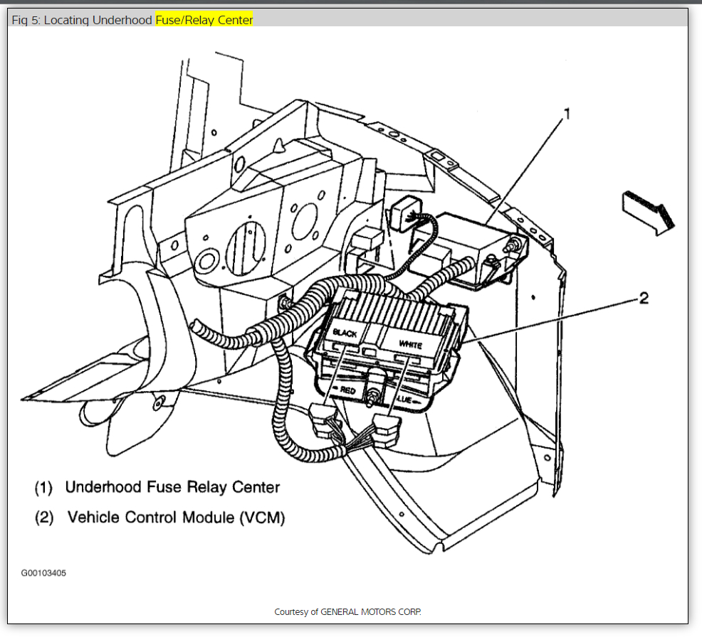 Spectra Premium Fuel Pump Wiring Diagram GM Fuel Pump