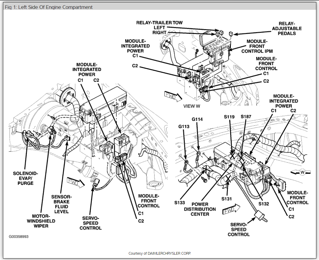 Dodge Durango Alarm Wiring Harness Diagram