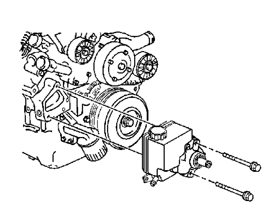 Whining When Accelerating: Engine Mechanical Problem 6 Cyl