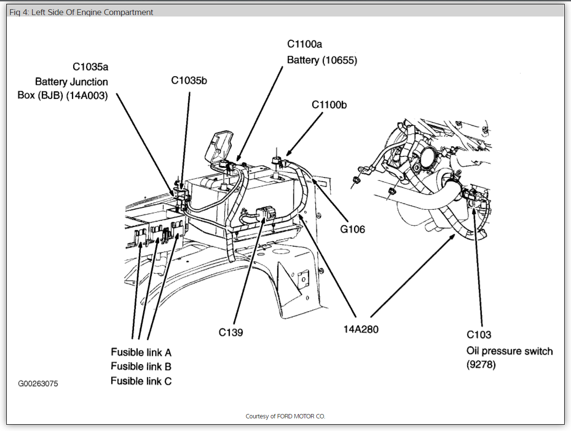 Ford Explorer Window Motor Diagram